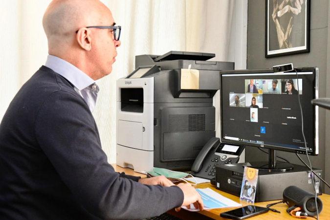 La Provincia avanza con su programa de cuidados en entornos digitales