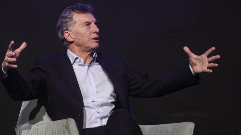 """La confesión de Macri: """"Acá, para ganar plata hay que evadir impuestos"""""""