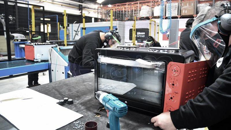 La recuperación de la industria argentina, entre las más aceleradas del mundo en lo que va de 2021