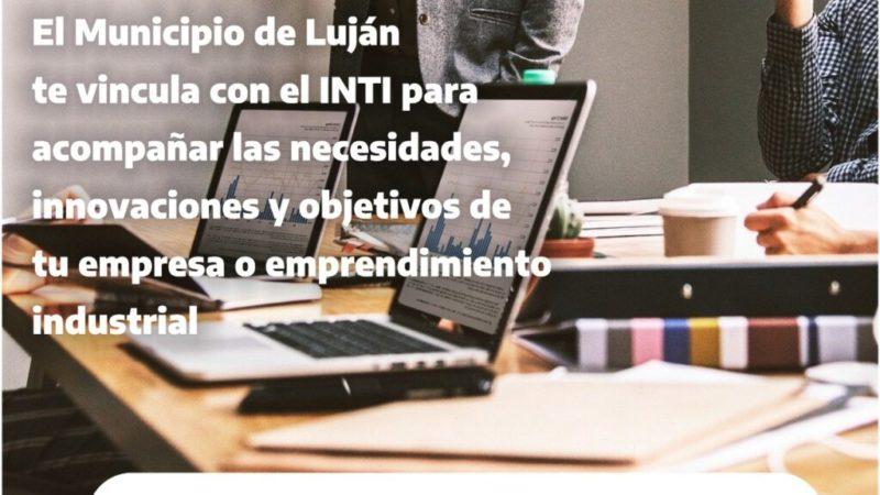 El Municipio de Luján y el INTI convocan a presentar proyectos de innovación tecnológica
